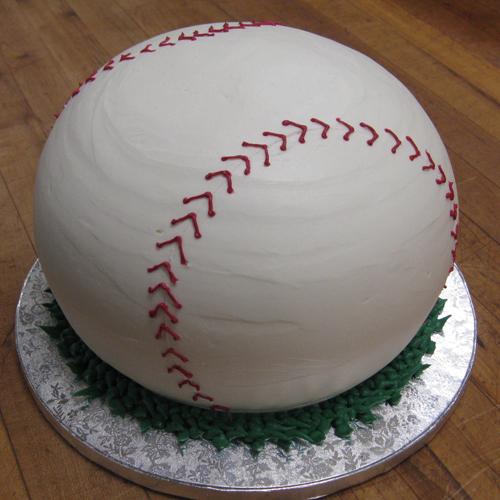 Cake Design Dragon Ball : Baseball Cakes Cake Ideas and Designs